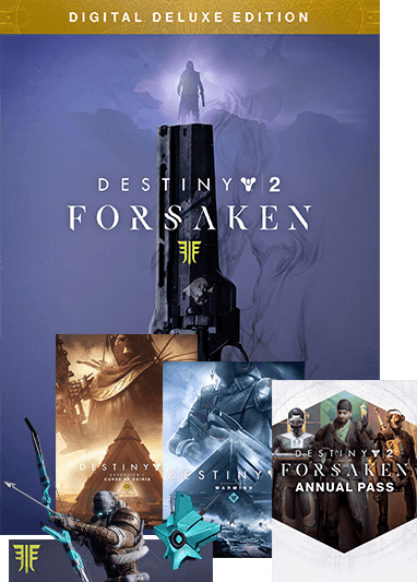 sorry you're not eligible to purchase destiny 2 forsaken standard edition